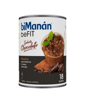 BIMANAN PRO BATIDO CHOCOLATE 18BATIDOS 540GR Control de Peso y Dietetica - BIMANAN