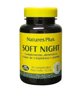 NATURE'S PLUS SOFT NIGHT 30 COMP