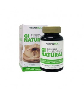 NATURES PLUS GI NATURAL 90 COMPRIMIDOS