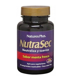 NATURES PLUS NUTRASEC 30COMP.