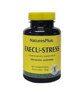 NATURES PLUS EXECU-STRESS 60 CAPSULAS