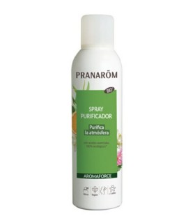 PRANAROM AROMAFORCE SPRAY PURIFICADOR 150ML Inicio y  - PRANAROM E