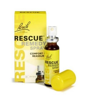 BACH RESCUE REMEDY SPRAY 20 ML Ansiedad y Sistema nervioso - BACH RESCUE