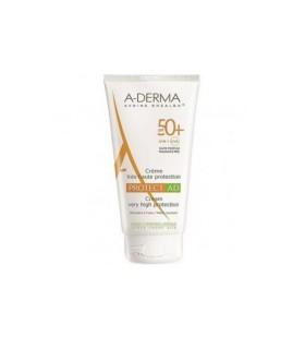 ADERMA CREMA PROTECT PIEL ATOPICA SPF 50+ 150 ML Hidratación y Piel atopica - ADERMA