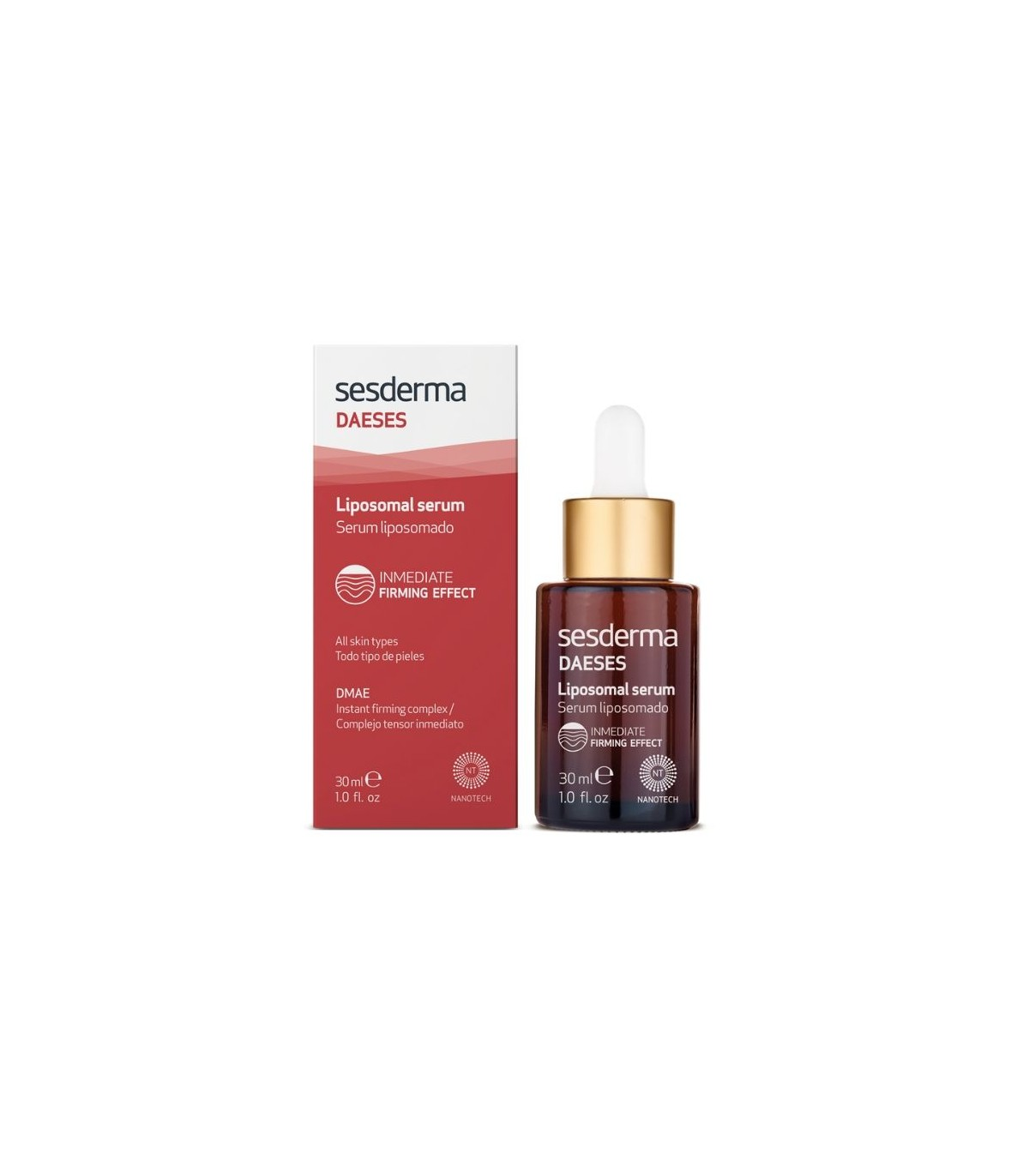 Farmacia Baricentro|SESDERMA DAESES LIPOSOMAL SERUM 30 ML
