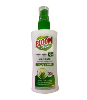 BLOOM DERM REPELENTE ALOE VERA 100 ML Inicio y  -