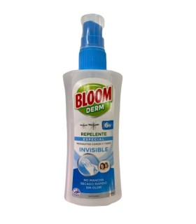 BLOOM DERM REPELENTE INVISIBLE 100 ML Inicio y  -