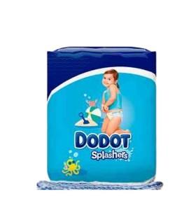 DODOT SPLASHERS T-5 10 UNIDADES Pañales y toallitas y Cuidado del bebe - DODOT