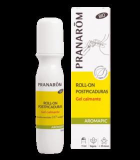 PRANAROM AROMAPIC ROLL-ON PICADURAS GEL CALMANT Repelentes y Mosquitos - PRANAROM E