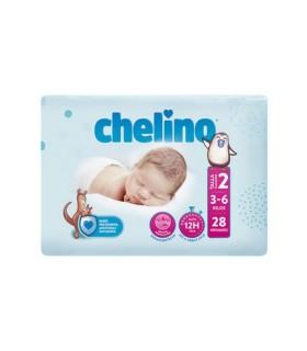 CHELINO FASHION LOVE PAÑAL TALLA 2 (3-6KG) Bebé y mamá y Inicio - CHELINO