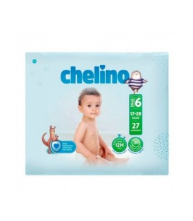 CHELINO PAÑAL INFANTIL FASHION AND LOVE T- 6 (17 - Promo pañales y Inicio - CHELINO