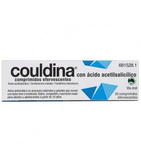COULDINA 20 COMPRIMIDOS EFERVESCENTES Resfriados y Resfriado, tos y Gripe - ALTER