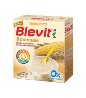 BLEVIT PLUS 8 CER BIF 600G Papillas y galletas y Alimentacion del bebe - BLEMIL Y BLEVIT