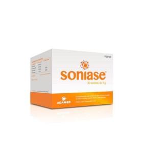 SONIASE 30 SOBRES Fertilidad y Vitaminas - ADAMED LAB