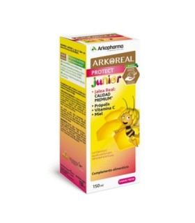 ARKOPHARMA ARKOREAL PROTECT JUNIOR JALEA+PROPOLIS+VIT C Vitaminas y Dietetica - ARKOPHARMA