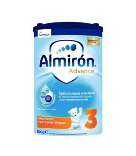 ALMIRON PRONUTRA 3 800 G Crecimiento y Leches infantiles - ALMIRON
