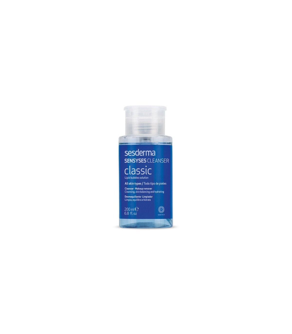 Farmacia Baricentro SESDERMA SENSYSES CLEANSER CLASSIC 200 ML