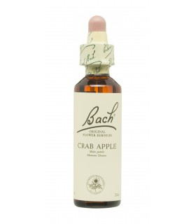 BACH ORIGINAL 10 CRAB APPLE 20 ML Inicio y  - FAES FARMA