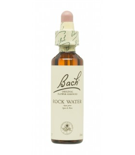 BACH ORIGINAL 27 ROCK WATER 20 ML Inicio y  - FAES FARMA