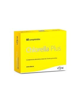 VITAE CHLORELLA PLUS 60 COMPRIMIDOS Inicio y  - VITAE N NUTRITION