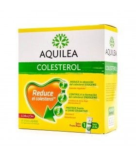 AQUILEA COLESTEROL 20 STICKS LIQUIDOS Colesterol y Salud cardiovascular - AQUILEA