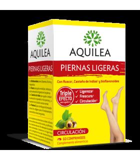 AQUILEA PIERNAS LIGERAS 60 COMPRIMIDOS Piernas cansadas y Salud circulatoria - AQUILEA