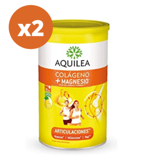 AQUILEA ARTICULACIONES DUPLO COLAGENO + MAGNESIO Colagenos y magnesios y Salud Muscular - AQUILEA