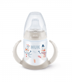 NUK BIBERON ENTRENA SILICONA WINTER 6-18M 150ML