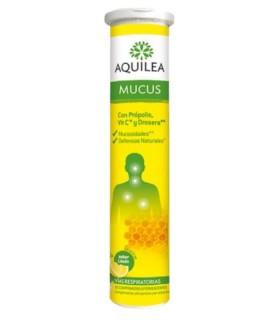 N Acetilcisteina Aquilea Mucus 15 efervecentes Inicio y  -