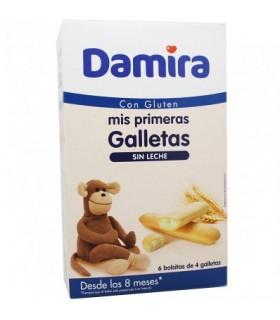 SANUTRI PRIMERAS GALLETAS 150G Papillas y galletas y Alimentacion del bebe - DAMIRA NATUR