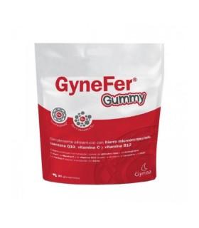 GYNEFER GUMMY FRAMBUESA 30 GOMAS MASTICABLES Inicio y  - GYNEA