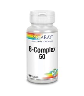 SOLARAY B COMPLEX 50 CAP Vitaminas y Dietetica - SOLARAY