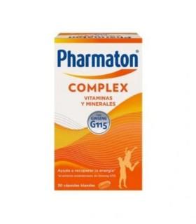 PHARMATON COMPLEX CAPSULAS 30 CAPS Dietetica y Inicio - PHARMATON