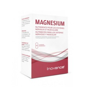 INOVANCE MAGNESIO 60 COMPRIMIDOS Vitaminas y Dietetica - PRANAROM E