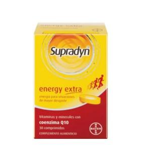 SUPRADYN ENERGY EXTRA 30 COMPRIMIDOS Vitaminas y Minerales y Vitaminas - SUPRADYN