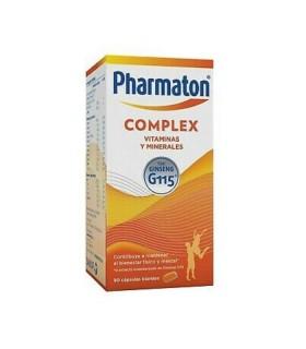 PHARMATON COMPLEX CAPSULAS 90 CAPSULAS Vitaminas y Dietetica - PHARMATON