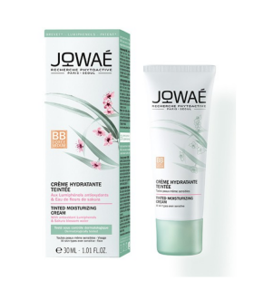 JOWAE CREMA HIDRATANTE COLOR DORADO 30ML
