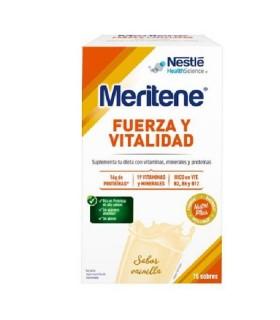 MERITENE BATIDO VAINILLA 15 SOBRES Higiene y Inicio - NESTLE HEALTH SCIENCE