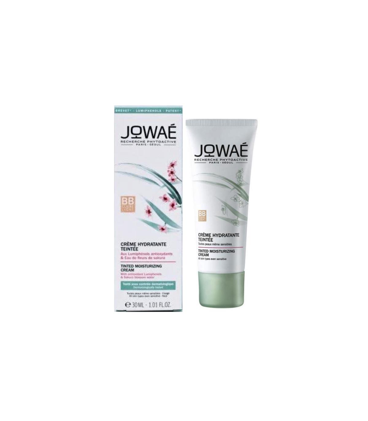 Farmacia Baricentro|JOWAE CREMA HIDRATANTE COLOR CLARO 30ML