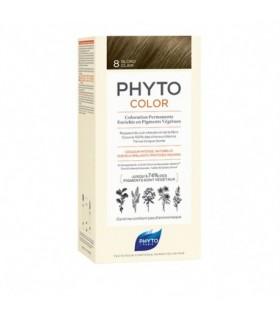 PHYTO COLOR TINTE Nº 8 RUBIO CLARO Tintes y Higiene Capilar - PHYTO