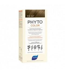 PHYTO COLOR TINTE Nº 7.3 RUBIO DORADO Tintes y Higiene Capilar - PHYTO