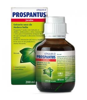 PROSPANTUS 200ML Tos y mucosidad y Resfriado, tos y Gripe -