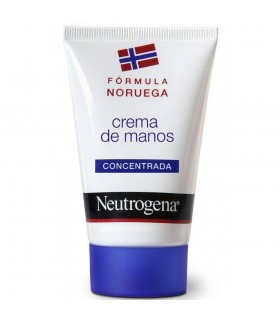 NEUTROGENA CREMA DE MANOS CONCENTRADA 50 ML Hidratacion manos y Cuidado manos - JOHNSON AND JOHNSON