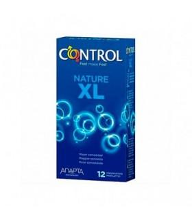 CONTROL ADAPTA XL 12 U Preservativos y Salud Sexual - CONTROL