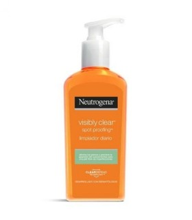 NEUTROGENA VISIBLY CLEAR SPOT PROOFING GEL LIMPIADOR Gel Limpiador y Limpieza Facial - NEUTROGENA