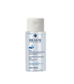 Rilastil gel hidroalcohólico 100 ml