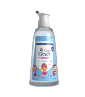 kids clean gel hidroalcoholico infantil 250 ml