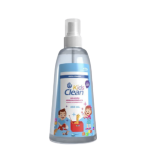 KIDS CLEAN SPRAY HIDROALCOHÓLICO 250 ML Inicio y  -