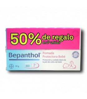 BEPANTHOL BEBE POMADA PROTECTORA 30GR DUPLO Cuidado del bebe y Bebé y mamá - BEPHANTOL