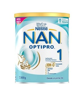 NAN OPTIPRO 1 LECHE LACTANTES 800 G